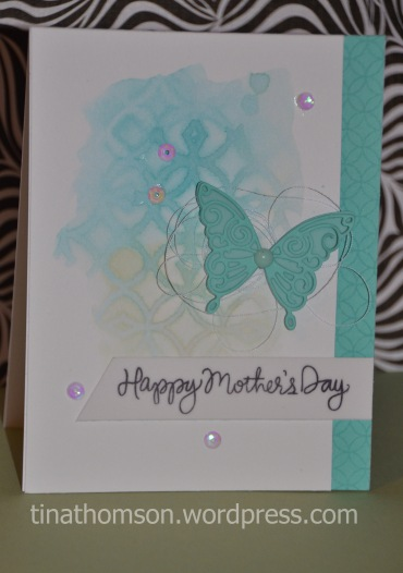 Mothers Day card 2014