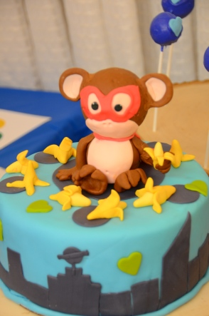monkey cake by tina 2